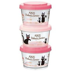Skater - Kiki's Delivery Service Food Container Set (240ml) (3 Pieces)