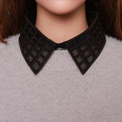 Giyomi - Chiffon Decorative Collar