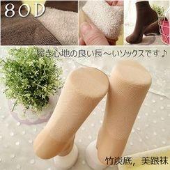 NANA Stockings - 內抓毛襪子