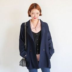 Seoul Fashion - Double-Breasted Jacket
