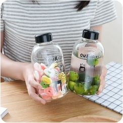 Good Living - Printed Food Container