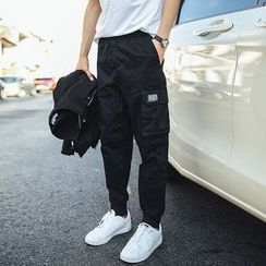 Soulcity - Tapered Cargo Pants