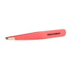 Tweezerman - Slant Tweezer - Fashion Color Geranium