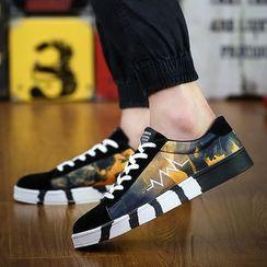 MARTUCCI - 印花運動鞋