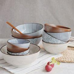 Hashi - Patterned Bowl
