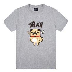 the shirts - Dog Print T-Shirt