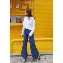 BBORAM - Wide-Leg Jeans