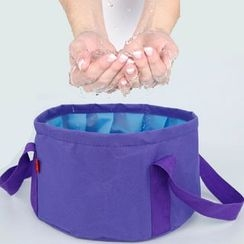 Cattle Farm - Travel Foldable Basin Bag