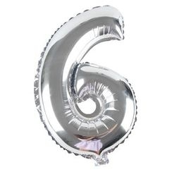 Dress Parade - Number Foil Balloon