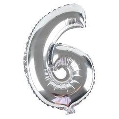 Dress Parade - 數字亮面氣球