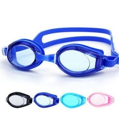 Blue Lagoon - Plain Swimming Goggles