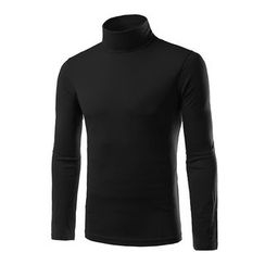 Fireon - Long Sleeve Turtleneck T-Shirt