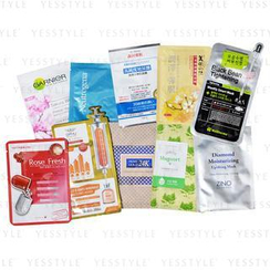 YesStyle Beauty - 10-Piece Variety Mask