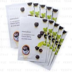 Innisfree - It's Real Squeeze Mask (Black Berry)