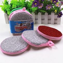 Evora - Set of 3: Round Dish Sponge