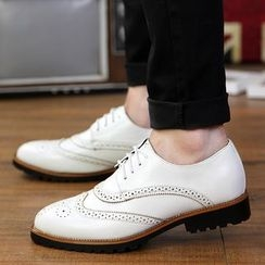 WeWolf - Faux-Leather Oxford Shoes