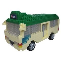 M.H. Blocks - 香港小巴積木玩具