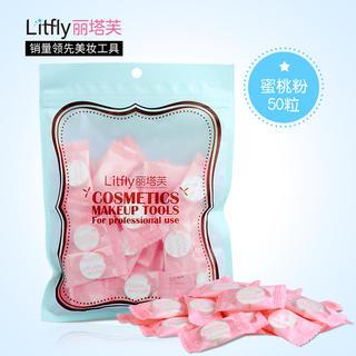 Condensed Mask Cotton (Peach) (50 pcs)