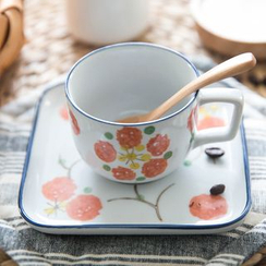 Modern Wife - Set: Printed Mug + Plate