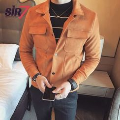 SIRIUS - Faux Suede Jacket