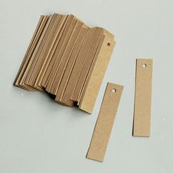 Paper House - Kraftpaper Bookmark