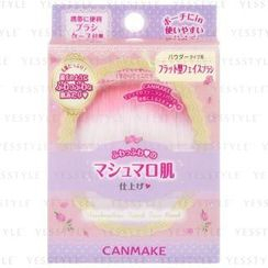 Canmake - Marshmallow Finish Face Brush