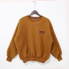 Mr. Cai - Fleece-Lined Pullover