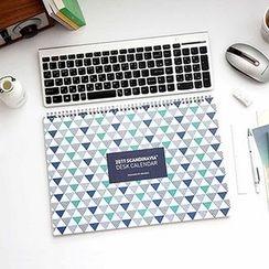 BABOSARANG - 2017 Desk Calendar (L)