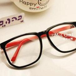 MOL Girl - Rectangular Glasses