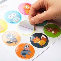 Show Home - Cartoon Stickers