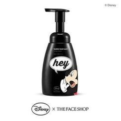 The Face Shop - Mickey Mouse Bubble Hand Wash (Disney Collaboration) 250ml