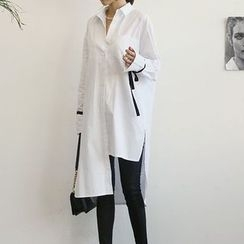 EFO - Long-Sleeve Long Shirt