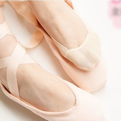 CherryTuTu - Plain No-show Socks