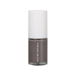 Nature Republic - Color And Nature Nail Color (#18 Purple Latte)