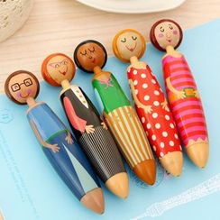 Show Home - Set of 5: Girl Pen