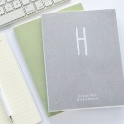 Show Home - A5 Plain Notebook