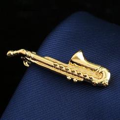 Xin Club - Saxophone Neck Tie Clip