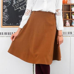 59 Seconds - A-Line Midi Skirt