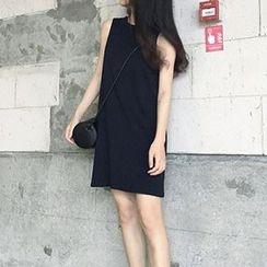 Cloud Nine - Plain Sleeveless Dress