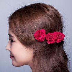 Suaylla - 新娘花形发簪