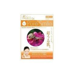 Sun Smile - Pure Smile Essence Mask Biodiversity Series (Snail)