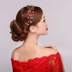 Suaylla - Bridal Flower Hair Piece