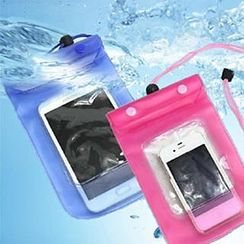 Sunset Hours - Waterproof Mobile Pouch