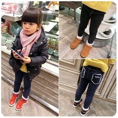 Rakkaus - Kids Fleece-Lined Jeans