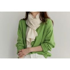 UPTOWNHOLIC - Cotton Scarf
