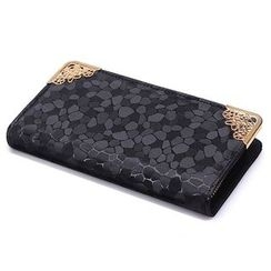 enoi - Patterned Long Wallet