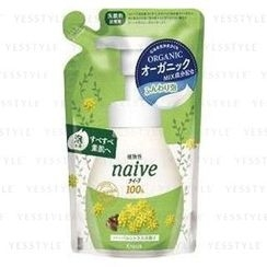 Kracie - Naïve Bubble Face Wash (Herb) (Refill)