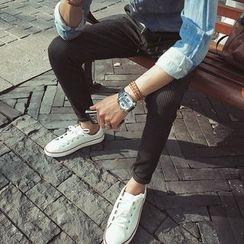 百高 - 條紋長褲