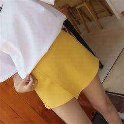 Tuki Bunny - 纯色裙裤