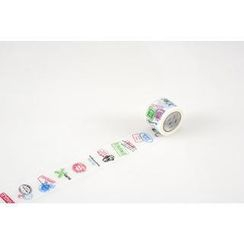 mt - mt Masking Tape : mt ex Stamps
